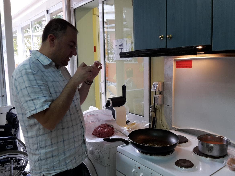 Μαγειρική στο ΚΔΗΦ Μέλισσα